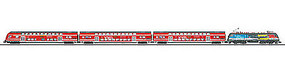 Trix Dresden S-Bahn Train Set N Scale Model Train Set #11630