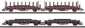 Trix DB Stake 4-Car Set - N-Scale
