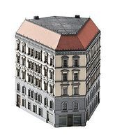 Trix Hamburg Corner City Bldng - N-Scale