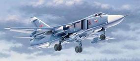 Trumpeter Sukhoi Su24M Fencer D Russian Attack Aircraft Plastic Model Airplane 1/48 Scale #002