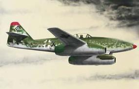 Trumpeter Messerschmitt Me262A2a German Fighter Plastic Model Airplane 1/144 Scale #01318