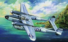Trumpeter P38L-5-LO Lightning Fighter Plastic Model Airplane 1/32 Scale #02227