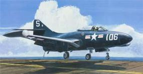 Trumpeter F9F3 Panther US Navy Fighter Plastic Model Airplane Kit 1/48 Scale #02834