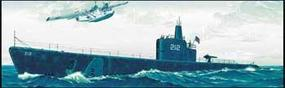 Trumpeter USS Gato SS212 Submarine 1941 Plastic Model Military Ship 1/144 Scale #05905
