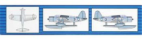 Trumpeter US Navy OS2U Kingfisher Aircraft Plastic Model Airplane Kit 1/350 Scale #06249