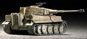 Trumpeter German Tiger I Tank Mid Production Plastic Model Military Vehicle Kit 1/72 Scale #07243