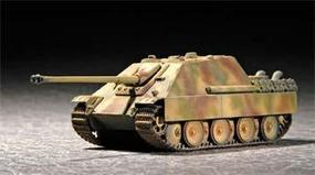 Trumpeter Jagdpanther Late Tank Plastic Model Military Vehicle Kit 1/72 Scale #07272
