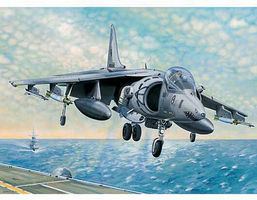 Trumpeter AV8B Harrier II Early Version Attack Aircraft Plastic Model Airplane Kit 1/32 Scale #2229