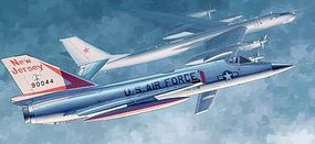 Trumpeter US F-106A Delta Dart Aircraft Plastic Model Airplane 1/48 Scale #2891
