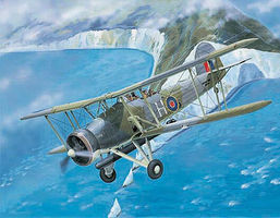 Trumpeter Fairey Swordfish Mk I WWII Biplane Aircraft Plastic Model Airplane Kit 1/32 Scale #3207