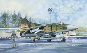 Trumpeter MiG23MF Flogger B Soviet Fighter Aircraft Plastic Model Airplane Kit 1/32 Scale #3209