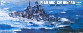 Trumpeter PLA Chinese Ningbo DDG139 Sovremmeny Class Destroyer Plastic Model Ship 1/350 Scale #4542