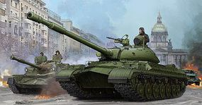 Trumpeter Soviet T-10M Heavy Tank Plastic Model Military Vehicle Kit 1/35 Scale #5546