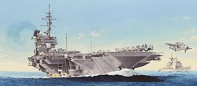 Trumpeter USS Constellation CV-64 Aircraft Plastic Model Military Ship Kit 1/350 Scale #5620