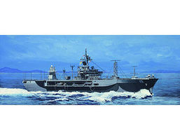 Trumpeter USS Blue Ridge LCC19 Command Ship 1997 Plastic Model Military Ship 1/700 Scale #5715