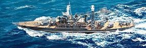 Trumpeter USS West Virginia BB48 Battleship 1941 Plastic Model Military Ship 1/700 Scale #5771
