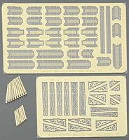 Trumpeter USS Arizona BB39 Upgrade Set for #3701 Plastic Model Ship Accessory 1/200 Scale #6621