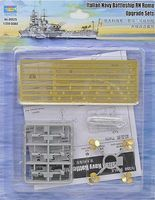 Trumpeter RN Roma Italian Battleship Upgrade Set for #5318 Plastic Model Accessory 1/350 Scale #6625