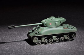 Trumpeter 1/72 French M4 Tank (New Variant) (DEC)