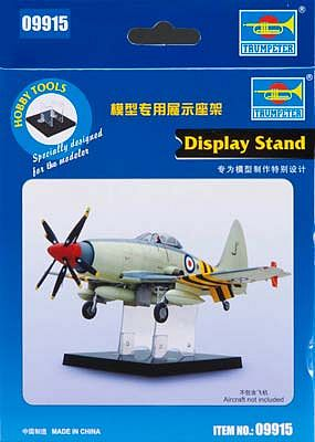 Trumpeter Aircraft Display Stand -- Plastic Model Aircraft Accessory -- #9915