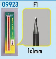 Trumpeter MODEL MICRO CHISEL 1mm x 1mm