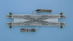 Tomy Remote Double Crossover (Points) N-PX280 Fine Track N Scale Model Railroad Track #1247