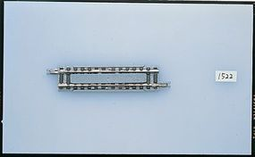 Tomy Expandable/Extendable/Variable-Length Straight V70 N Scale Model Railroad Track #1522