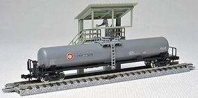 Tomy Loading Docks (D) Kit for a Tank Car or Tank Truck N Scale Model Railroad #229155