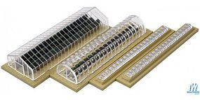 Tomy Greenhouse Set N Scale Model Railroad Building #265795