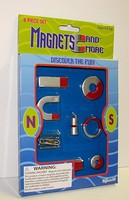 Toysmith Magnetic Project Set (8pcs)
