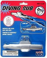 Toysmith Diving Sub Powered by Baking Powder, Not Included (4.5)