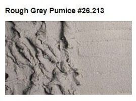 Vallejo Rough Grey Pumice Stone Effect (200ml Bottle) Model Railroad Mold Accessory #26213