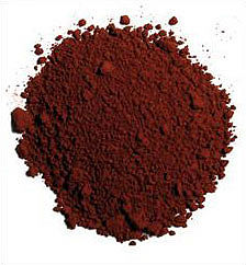 Vallejo Acrylic Paints Burnt Sienna Pigment Powder (30ml) -- Paint Pigment -- #73106