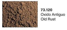 Vallejo Old Rust Pigment Powder (30ml) Paint Pigment #73120