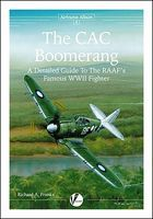 Valiant-Wings Airframe Album 3- The CAC Boomerang Authentic Scale Model Airplane Book #aa3