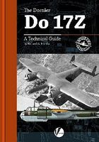Valiant-Wings Airframe Detail- The Dornier Do17Z Authentic Scale Model Airplane Book #ad2