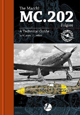 Valiant Wings Publishing Airframe Detail- The Macchi Mc202 Folgore -- Authentic Scale Model Airplane Book -- #ad3