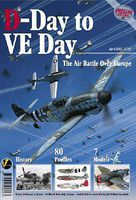 Valiant-Wings D-Day to VE Day- The Air Battle Over Europe Authentic Scale Model Airplane Book #ae1