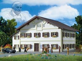 Vollmer Birthplace of Pope Benedict XVI Kit HO Scale Model Railroad Building #3829
