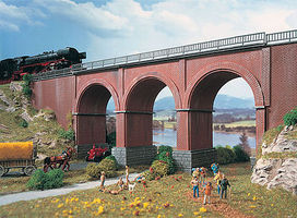 Vollmer Viaduct HO Scale Model Railroad Bridge #42513