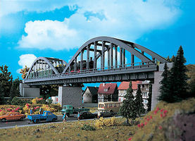 Vollmer Arched Bridge HO Scale Model Railroad Bridge #42553