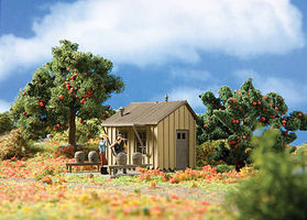 Vollmer Beehive w/Shed Kit HO Scale Model Railroad Building #43725
