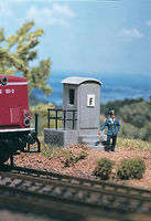 Vollmer Telephone Hut Kit HO Scale Model Railroad Building #46509
