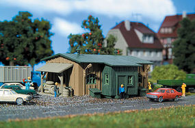 Vollmer Shanty Kit N Scale Model Railroad Building #47560