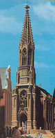 Vollmer Cathedral Kit N Scale Model Railroad Building #47760