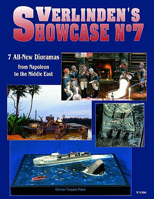 Verlinden Productions Showcase #7 -- Diorama Book -- #1306