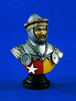 Verlinden 120mm Earl of Oxford Bust Resin Model Figure Kit 1/16 Scale #1326