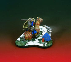Verlinden 54mm Battle at the Ice Resin Military Diorama Kit 1/32 Scale #1893