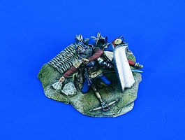 Verlinden 54mm Arrow Rain Medieval Resin Military Diorama Kit 1/32 Scale #1913