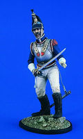 Verlinden 120mm French Cuirassier Resin Model Military Figure Kit 1/16 Scale #1920